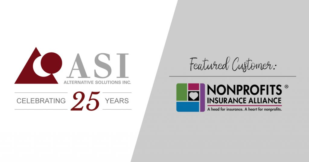 Featured Customer: NonProfits Insurance Alliance