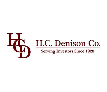 h.c. denison co. logo