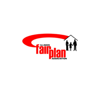Illinois fair plan logo
