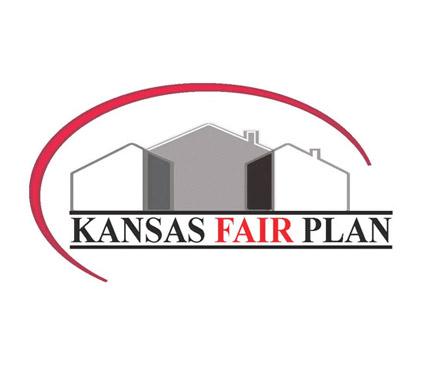 Kansas fair plan logo