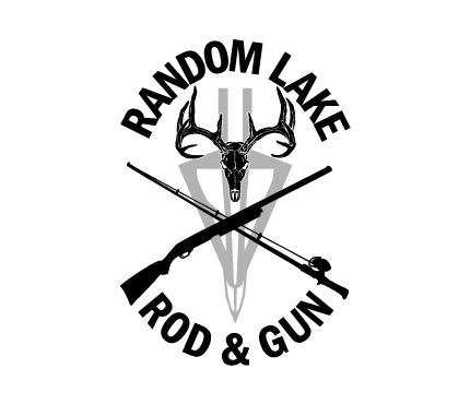 Random Lake Rod and Gun Club logo
