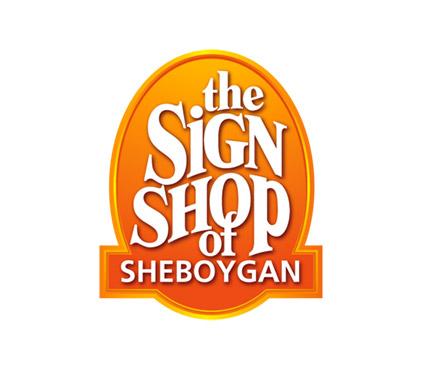 the sign shop of sheboygan logo