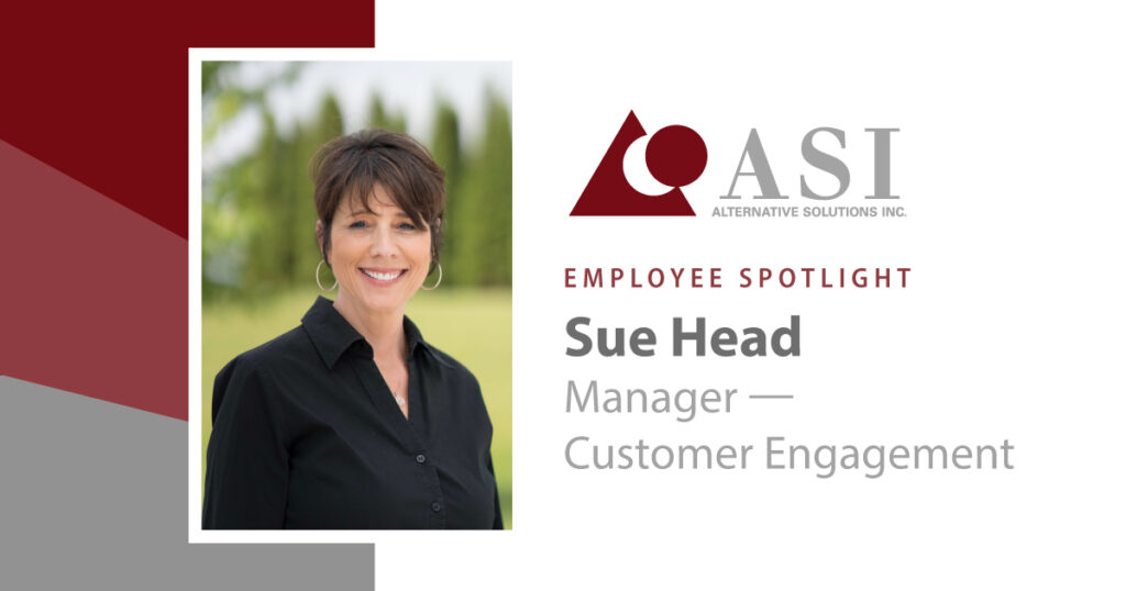 Sue Employee Spotlight